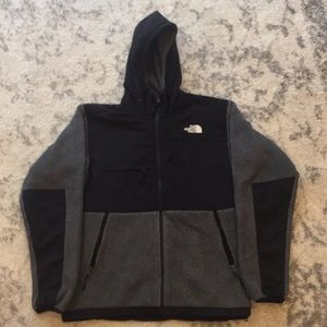 Men's hooded Denali jacket